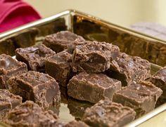 Chokoladefudge