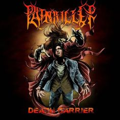 brutalgera: Painkiller - Death Carrier (2015) | Thrash Metal