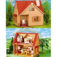 Dollhouse alternative - sell at meijer