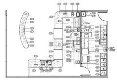 Commercial bar design plans coffee shop layout about kitchen and of pictures designs back free . Restaurant Layout, Restaurant Floor Plan, Restaurant Design, Restaurant Kitchen, Layout Design, Shop Layout, Design Ideas, Dining Room Fireplace, Fireplace Furniture