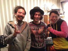 「シンシュンシュンチャンショー」、京都有難うございました。 次は、1/24東京・日本橋三井ホールです。 唄モノ、シュローダーヘッズ、cafelonあり。10数名のバンドセットをお楽しみに!