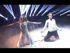 DWTS Season 18 WEEK 10 (FINAL) : Amy Purdy & Derek - Freestyle - Dancing With The Stars 2014 5-19-14