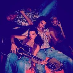 #linklaterdoc #rorycochrane #shawnandrews #millajovovich #michelle #kevin #ronny #random #stoners #marijuana #cigarette #smoke #weed #every #day #night #dazed #confused #movie #acoustic #guitar #okay