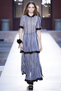 Sonia Rykiel Spring/Summer 2017 Ready-To-Wear Collection