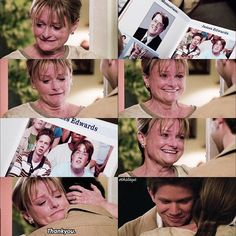 4x19 (part 2/2) mouth giving jimmys mom jimmys yearbook my edit give credit onetreehill #oth #othfamily #jimmyedwards #mouth #marvinmcfadden #leenorris