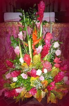 #Flores tropicales para cualquier  ocasión...!!