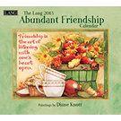Abundant Friendship 2013 Wall Calendar | | CALENDARS.COM