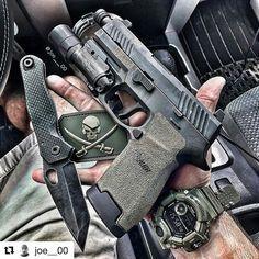 53 Best Custom Sig Sauer P320 images in 2019 | Hand guns