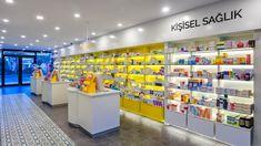 Yeni Hayat Pharmacy by Kst Architecture & Interiors, Antalya – Turkey » Retail Design Blog