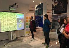 IMAGINARY (open mathematics) Matemáticas y arte en el #MuseodeAlmería La exposición estará con nosotros hasta el próximo 3 de febrero de 2017.