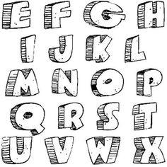 Les 25 meilleures idées de la catégorie Bubble handwriting