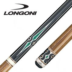 The Longoni Infinity custom pro carom cue by Jérémy Bury, New York Edition has been designed to celebrate his victory at the New York Open and his back to back win at the Guri World Cup. It is a classic design made of Zebrano and Nox wood, with synthetic Malakite and Turtle inlays. The butt and shaft are strongly bonded by a VP2-titanium joint. The 3-Lobite system is installed and ready for an extension.  This cue is sold with two shafts of your choice.  The weight of the cue c...