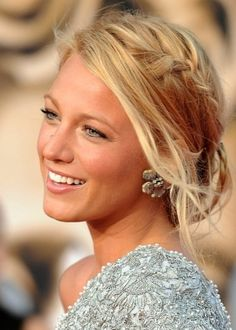 Blake...love her and the hair