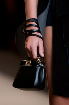 Fendi Details S/S 2015