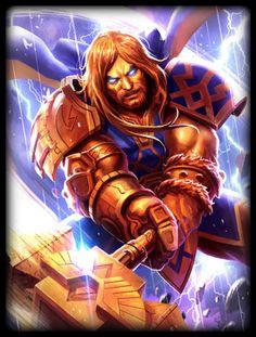 Thor - Golden