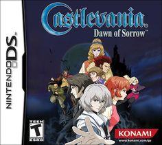 Castlevania: Dawn of Sorrow (Nintendo DS)