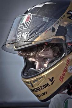 Guy Martin. Road racer, yet to win a major title but the lorry mechanic is loved by many and respected by his fellow riders.