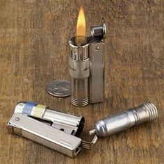 2 Imco Triplex Super Lighters, Government Surplus, Brand Not Specified at Sportsman's Guide - Svpply