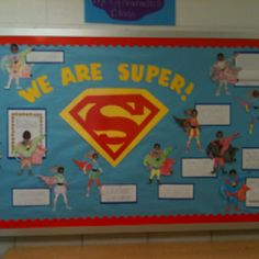 this would be a great bulletin board for the boys...or any famous athletes :)