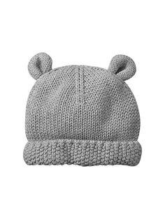 bf785d0004b0a Mason - Bear sweater hat (Gap) Little Boy Fashion