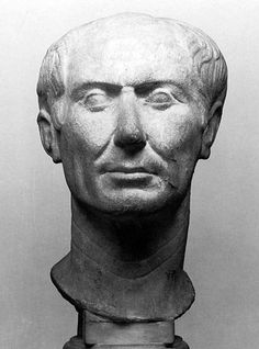 Only known bust of Julius Caesar made during his lifetime