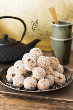 Recept: Carrot Cake Balls | The Green Happiness