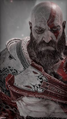Kratos - God of War Joker Hd Wallpaper, Joker Wallpapers, Gaming Wallpapers, Marvel Wallpaper, Kratos God Of War, Jeux Nintendo 3ds, Playstation, Xbox, God Of War Series