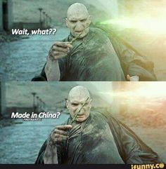 Harry Potter | Hilarious Voldemort Memes