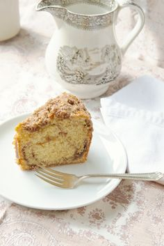 Homemade Coffee Cake (from Ina Garten, Barefoot Contessa)