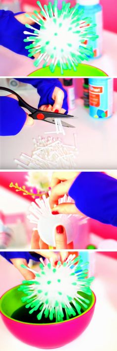 Neon Desk Decor | 18 DIY Summer Tumblr Room Decor Ideas that are insanely cute!