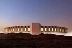 Burgo Group Headquarter (San Mauro - TO), Oscar Niemeyer - photo by Barbara Corsico