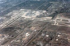 Denver Stapleton International Airport in its heyday - Google Search