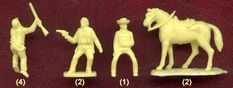 Plastic Soldier Review - Airfix The High Chaparral