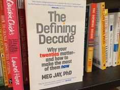 The Defining Decade (And Why Your Twenties Are the Best Time For Change)