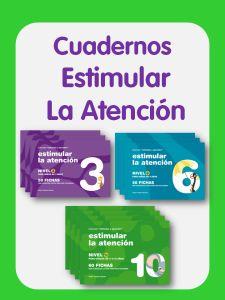 Cuadernos para estimular la atención