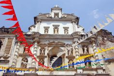 Guatemalan churches/cathedrals