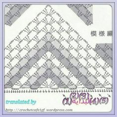 How to Crochet a Solid Granny Square Crochet Fabric, Crochet Quilt, Crochet Motif, Diy Crochet, Crochet Designs, Crochet Patterns, Crochet Cardigan, Crochet Scarves, Crochet Clothes