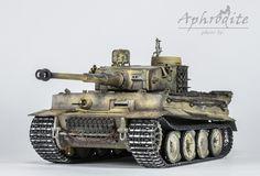 PzKpfw VI ausf E Tiger   Aleksey Zikeev