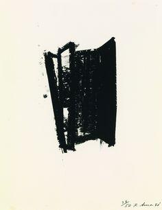 Sketch #2 | Richard Serra, Sketch #2 (1980)