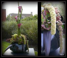 stijlvol herfststuk maken met soorten amaranthus