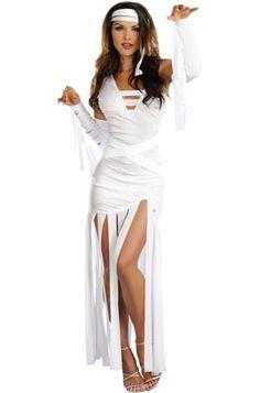 Mummy Dearest Adult Costume #Halloween #costumes #mummy
