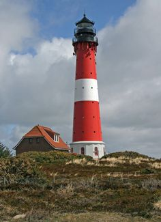 #Lighthouse - #Leuchtturm Hörnum http://dennisharper.lnf.com/
