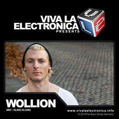 Viva la Electronica pres Wollion