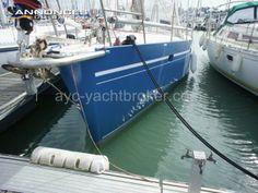 Vente CONSTUCTION PRIVEE DERIVEUR ACIER 12M Voiliers 12 - 14 m - 89000 €