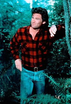 Kurt Russell . . .looking good