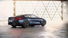 This is the BMW Concept 8 Series, revealed for the first time today, and it's enough to give BMW fans palpitations. The return of the classic 8 Series nameplate Bmw Concept, Maserati, Nissan, Porsche 911 Gts, Audi, 2017 Bmw, Bmw Models, New Bmw, Koenigsegg