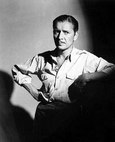 """ronaldcolmans: """" Ronald Colman publicity photo for Lost Horizon (1937) """""""