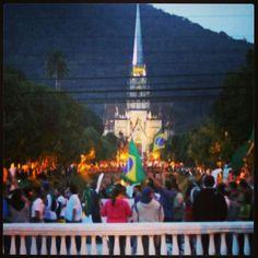 #ogiganteacordou #changebrazil #petropolisrj