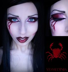 Cancer - Zodiac http://www.makeupbee.com/look.php?look_id=58644