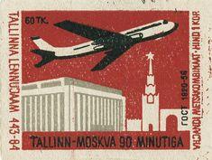 Estonian matchbox label | Flickr - Photo Sharing!